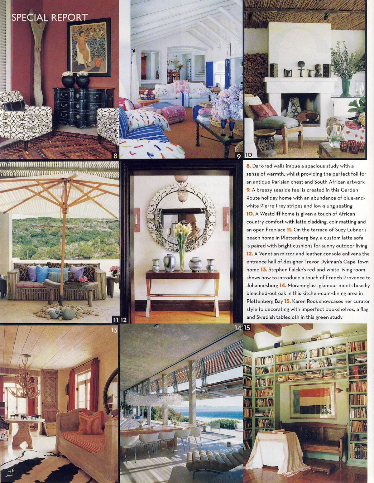 2009 House & Garden Most Beautiful Rooms Pg02