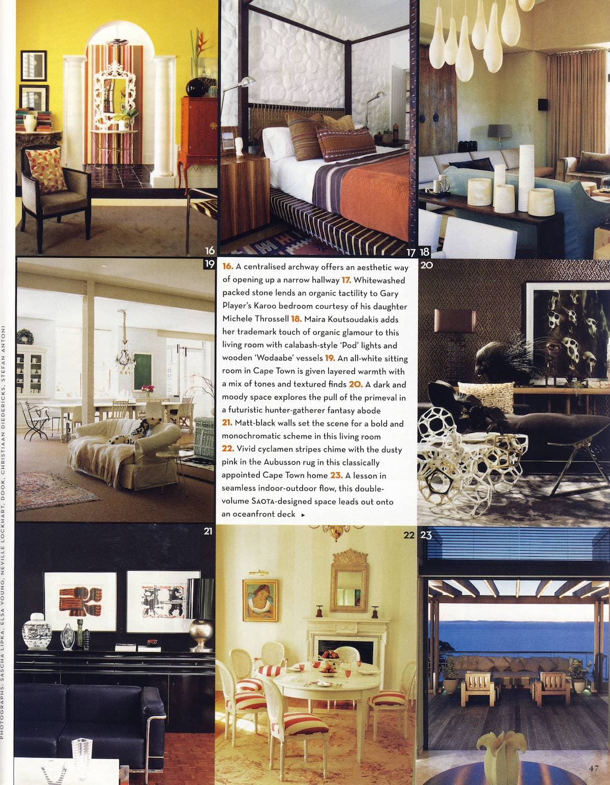 2009 House & Garden Most Beautiful Rooms Pg04